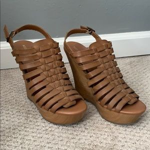 Mossimo wedges NWT